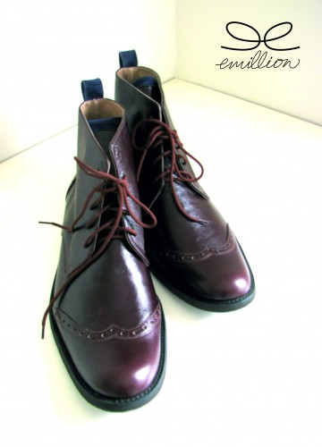 blue brown classic 26